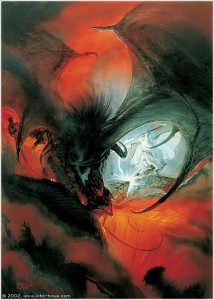 Illustration by John Howe